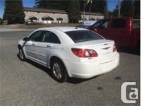 Make Chrysler Model Sebring Year 2008 Colour White kms