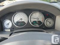 Make Chrysler Year 2008 Colour Silver kms 185164 Trans