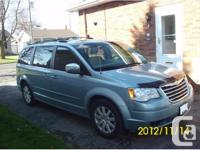 Cornwall, ON 2008 Chrysler Town & Country Touring This