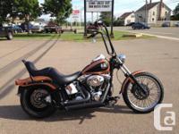 2008 Harley davidson Davidson FXSTC Softail Custom made