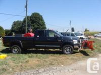 2008 dodge 3500 6.7 cummins diesel engine, 6 speed