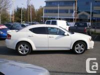 Make Dodge Model Avenger Year 2008 Colour White kms