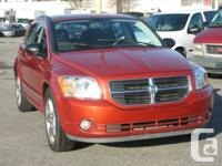 Year: 2008  Make: Dodge  Model: Caliber  Trim: R/T FWD