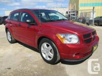 Make Dodge Model Caliber SXT Year 2008 Colour red kms
