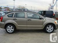 2008 Dodge Caliber SXT -  Currently 61,267 KM- Fully