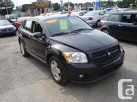Make Dodge Model Caliber Year 2008 Colour Black kms