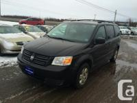 Make Dodge Design Grand Caravan Year 2008 Colour BLACK