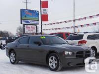 2008 Dodge Charger SE 3.5LTR, Auto, air, tilt, cruise,