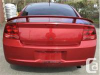 Make Dodge Model Charger Year 2008 Colour Red kms
