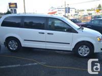 New Arrival.  Dodge Grand Caravan C/V.  This van looks