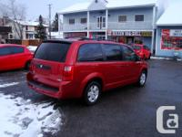 Make Dodge Model Caravan Year 2008 Colour Red kms