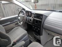 Make Dodge Model Caravan Year 2008 Colour Silver kms