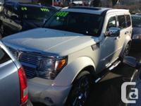 2008 Dodge Nitro 4x4 SLT/RT Stock # AB10442 Premium
