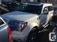 2008 Dodge Nitro 4x4 SLT/RT Premium Audio System