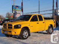2008 Dodge Ram 1500 Quad Cab Sport 4X4 5.7 Hemi, auto,