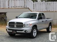 Make Dodge Model Ram 1500 Year 2008 Colour Silver kms