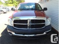 Make Dodge Model Ram 1500 Year 2008 Colour Red kms