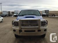 Make Dodge Model Ram 2500 Year 2008 Colour Blue kms