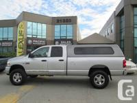 2008 Dodge Ram 3500 4WD Quad Cab SLT Diesel$26,500