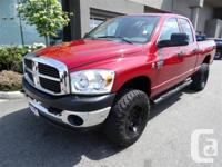 SPORTY NICE TRUCK BIG TIRES LIFT ALL POWER OPTIONS 6.7
