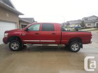 Make Dodge Model Ram 3500 Year 2008 Colour Red kms