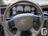 Make Dodge Model Ram 1500 Year 2008 Colour black kms