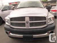 Make Dodge Model Ram Year 2008 Colour Grey kms 154889