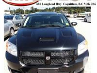 This 2008 Dodge Caliber SRT4 just came in extremely