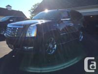 Make Cadillac Version Escalade Year 2008 Colour BLACK