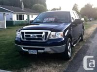Make Ford Model F-150 Year 2008 Colour Blue kms 233000