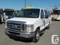 Make Ford Model E-350 Year 2008 Colour White kms