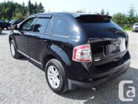 Make Ford Model Edge Year 2008 Colour Black kms 188961