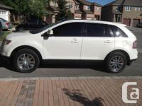 2008 Ford Edge LIMITED AWD NAVIGATION/PANORAMIC