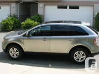Excellent, immaculate condition 2008 Ford Edge SUV AWD