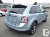 Make Ford Model Edge Year 2008 Colour Blue kms 162000