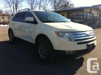 Make Ford Model Edge Year 2008 Colour White kms 175985