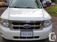 Make Ford Model Escape Hybrid Year 2008 Colour White