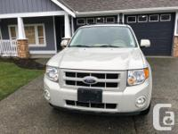 Make Ford Model Escape Year 2008 Colour white kms