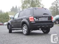 Make Ford Model Escape Year 2008 kms 132000 Trans