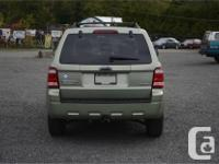 Make Ford Model Escape Year 2008 kms 164000 Trans