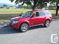 Make Ford Model Escape Year 2008 Colour REDFIRE