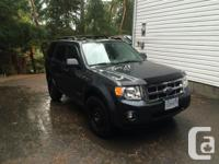 Make Ford Model Escape Year 2008 Colour charcoal kms