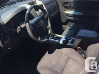 2008 Ford Escape XLT V6 4WD 182,000km Cloth interior In