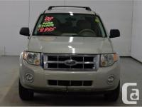 Make Ford Model Escape Year 2008 Colour Silver