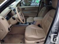 Make Ford Model Escape Year 2008 Colour Champagne kms