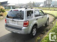 Make Ford Model Escape Year 2008 Colour Grey kms
