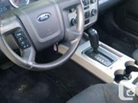Make Ford Colour Black Trans Automatic kms 205000 2008