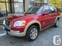 Make Ford Model Explorer Year 2008 Colour Red kms