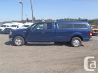 Make Ford Model F-150 Year 2008 Colour Blue kms 131839