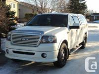 Stony Plain, AB 2008 Ford F-150 Limited Edition -